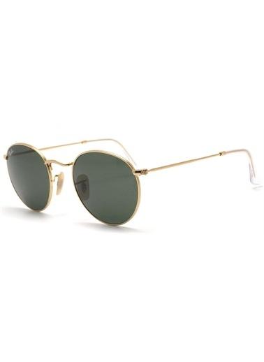 Ray-Ban 0RB3447-001/47 Erkek Gözlük Altın